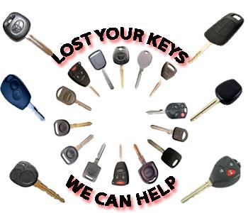 Where To Get Keys Made >> Transponder Keys Or Laser Cut Keys Replacement Car Keys