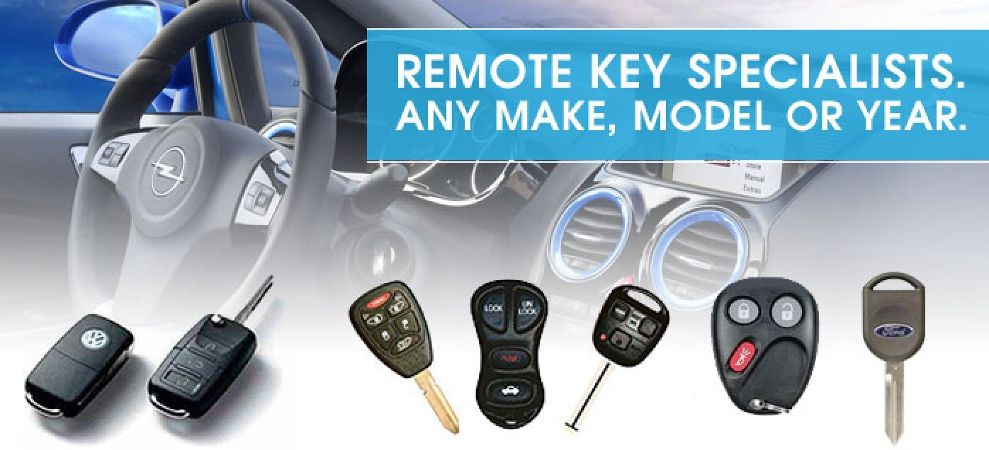 Replacement Key Fob - (647) 835-9283   Replacement Car Keys